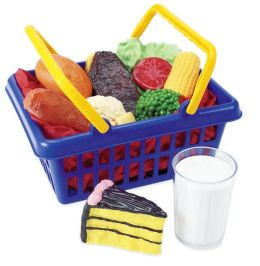 Pretend & Play® Dinner Foods Basket