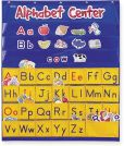 Product Image. Title: Alphabet Center Pocket Chart