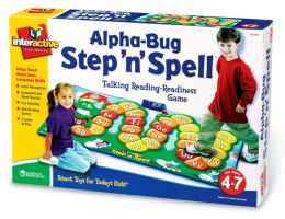 AlphaBug Step 'N' Spell®