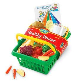 Pretend & Play®Healthy Dinner Basket