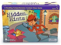 Hidden Hints™   Context Clues Reading Comprehension Game