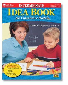 Idea Books for Cuisenaire Rods - Intermediate