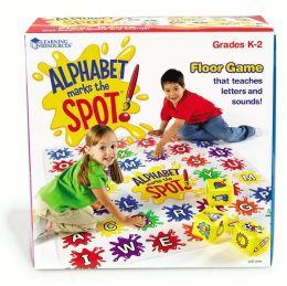 Alphabet Marks the Spot™ Floor Mat