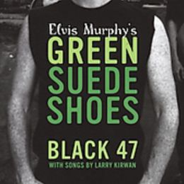 Elvis Murphy's Green Suede Shoes