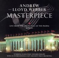 Masterpiece: Live from the Great Hall of the People - Beijing [Bonus DVD]