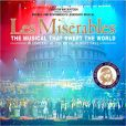 CD Cover Image. Title: Les Mis�rables: 10th Anniversary Concert, Artist: Original London Cast