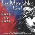 CD Cover Image. Title: Les Mis�rables [2010 Cast Album]