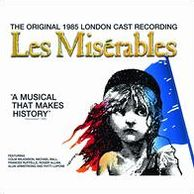 Les Misrables [Original London Cast Recording]