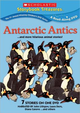 Scholastic Storybook Treasures - Antarctic Antics and More