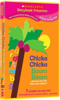 Chicka Chicka Boom Boom... and More Fun with Letters and Numbers!