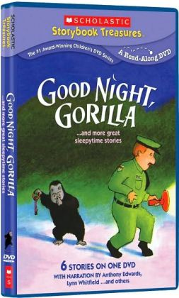Good Night Gorilla & More Great Sleepytime Stories