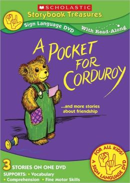 A Pocket for Corduroy... and More Stories About Friendship: Sign Language DVD