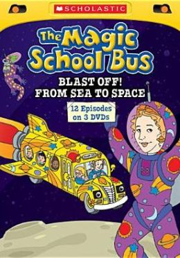 Magic School Bus: Blast Off From Space To Sea