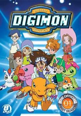Official Digimon Adventure: Complete First Season