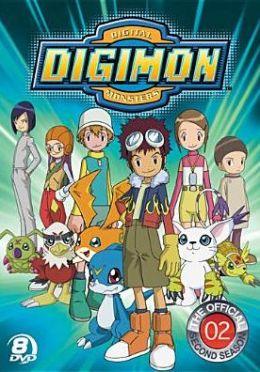 Official Digimon Adventure Set: Complete Second