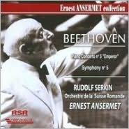 Beethoven: Piano Concerto No. 5; Bymphony No. 5