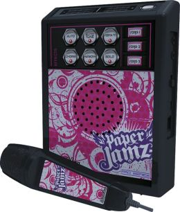 Paper Jamz Pro Microphone - Style 2