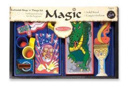 Incredible Illusions Magic Set