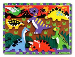 Chunky Dinosaurs Puzzle