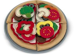 Melissa & Doug Felt Food Pizza Set