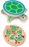 Product Image. Title: Melissa &amp; Doug Peek-a-Boo Turtle