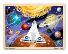 Space Voyage Jigsaw (48 pc)