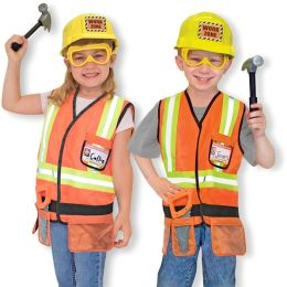 Melissa & Doug Construction Role Play Set