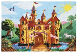 Fairy Tale Castle Floor (48 pc)