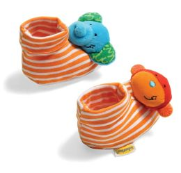 Infantino Foot Rattles
