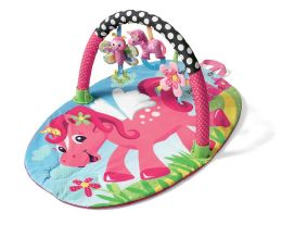 Infantino Explore & Store Gym - Lil Unicorn