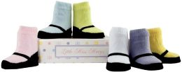 Miss Marys Pastel 6 Pack Socks