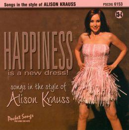 Karaoke: Happiness in the Style of Alison Krauss