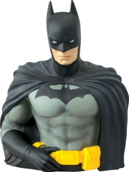 Batman DC Comics Bust Bank