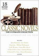 Classic Novels: the Ulitimate Collection