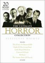 Ultimate Horror Collection: Sleepless Nights
