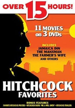 Hitchcock Favorites