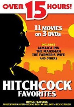 Hitchcock Favorites