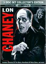 Lon Chaney: Silent Master (3pc)