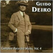 Guido Deiro: Complete Recorded Works, Vol. 4