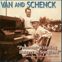 Pennant-Winning Battery of Songland: Breakthrough Recordings, 1916-1918