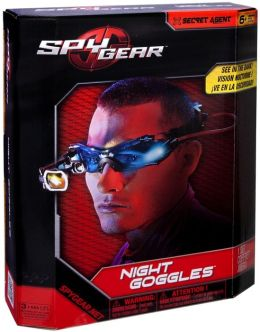 Spy Gear Night Goggles - 4pk
