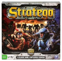 Stratego - 50th Anniversary Edition