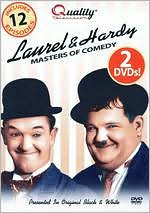 Laurel & Hardy: Masters Of Comedy