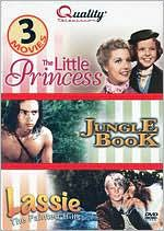 Little Princess/the Jungle Book/the Painted Hills