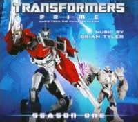 Transformers Prime: Season One - Music from the Animated Series