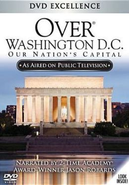 Over Washington D.C.