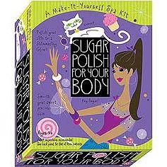 Sugar Polish for Your Body Kit