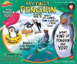 My First Penguin Activity Kit