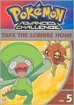 Pokemon Advanced Challenge, Vol. 5