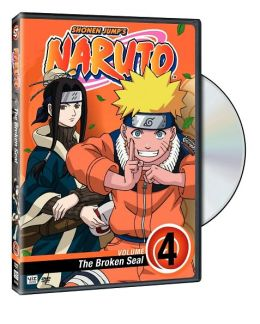 Naruto, Vol. 4: the Broken Seal